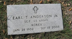 Anderson, Earl T MM2