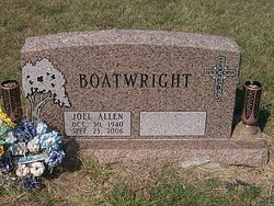 Boatwright, Joel Allen