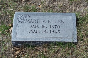 Crawford, Martha ellen