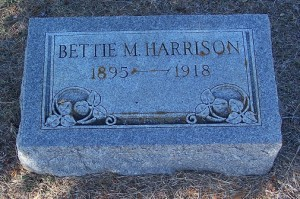 Harrison, Bettie M.